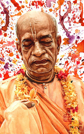Srila Prabhupada - festival