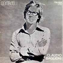 Disc Claudio Baglioni - 1970