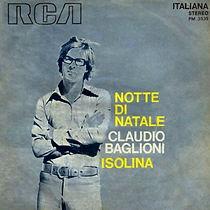 Single Notte di Natale/Isolina - 1970