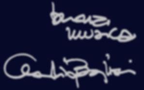 Autogramm Claudio