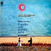 Single Fratello sole sorella luna/Incontro con Chiara - 1972