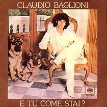 Single E tu come stai - 1978
