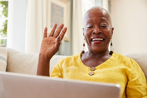 senior-woman-using-laptop-to-connect-wit