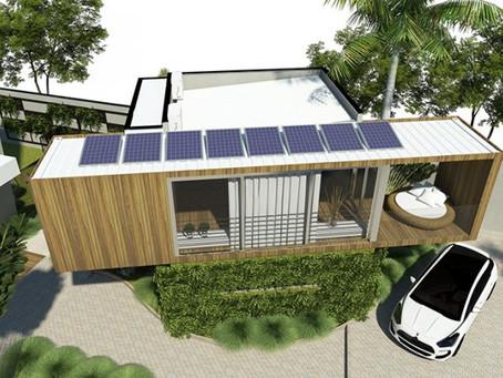 POR QUE PAGAR PELA ENERGIA ELÉTRICA, SE PODEMOS PRODUZI-LA? - Sistema Fotovoltaico Conectado à Rede