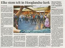 (Y)our Rights Festival - Leidsch Dagblad