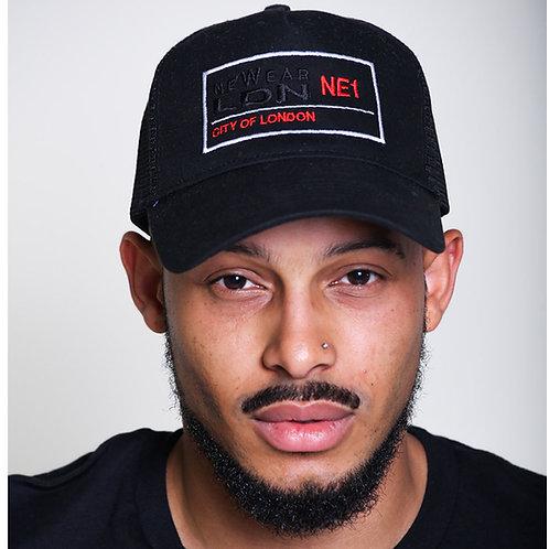 Ne1 Mesh Cap (black)
