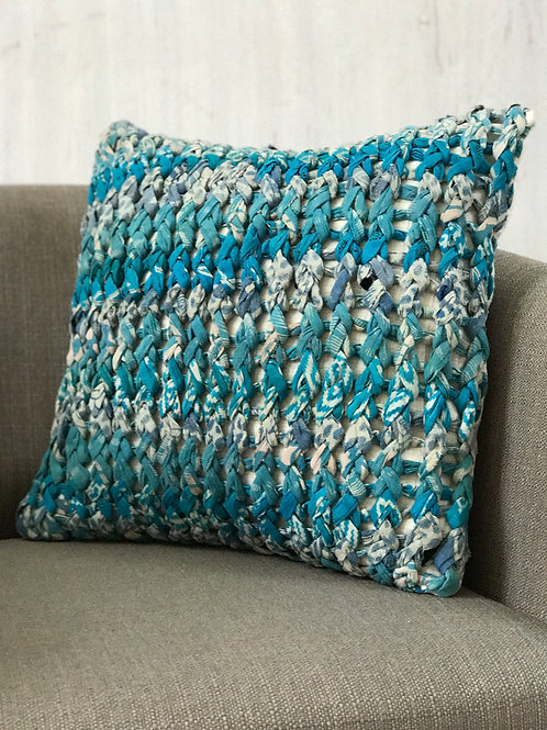 Sundara Small Chunky Knit Pillow