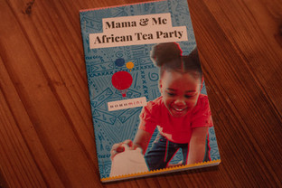 Mama & Me African Tea Party