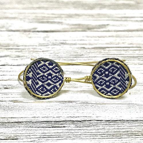 Sundara Brtta Sari Earrings