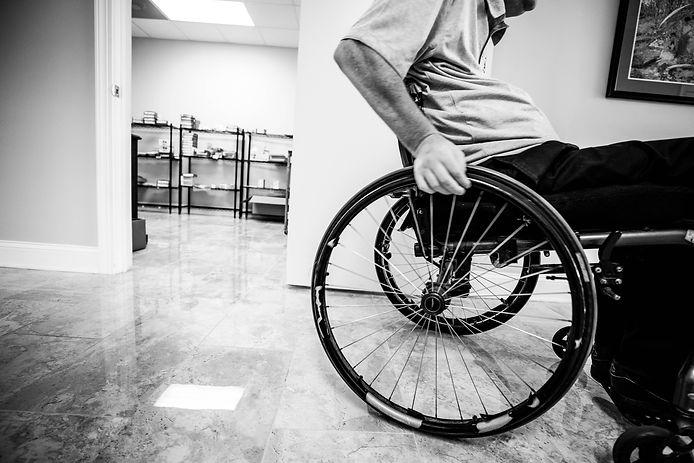 Wheelchair at Anchor Medical