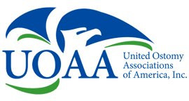 UOAA logo and link to support groups