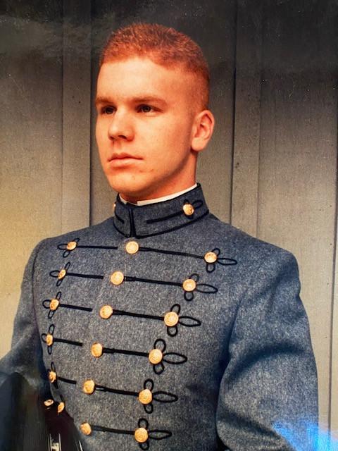 Paul Farthing Citadel Cadet