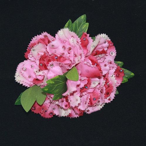 Pink Carnation Cluster