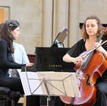Duo Neria - Natacha Colmez, Camille Belin