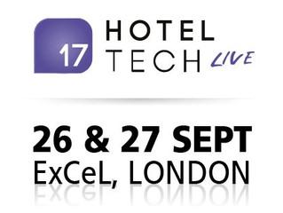 GuestSense @ Hotel Tech Live 2017