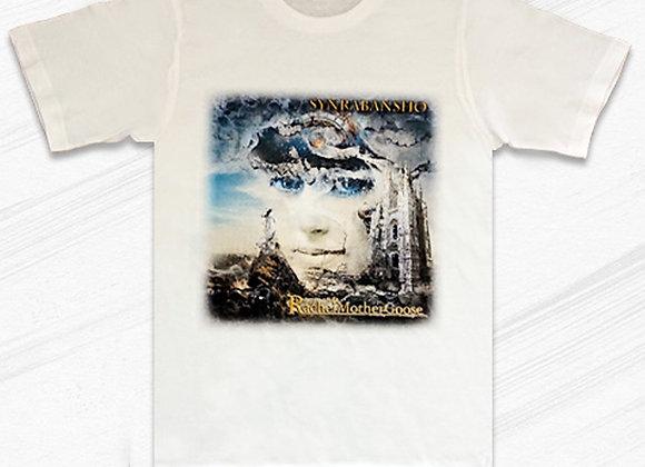 SYNRABANSHO Cover art Tシャツ(White)
