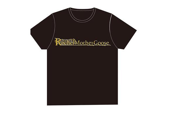 Band Logo Tシャツ (Black)