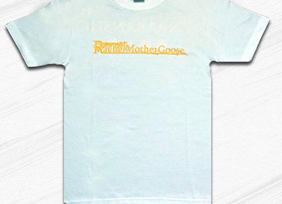 SYNRABANSHO Band & Title Logo Tシャツ(White)