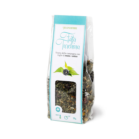 COUNTRYSIDE HERBAL TEA WITHBLACKBERRY AND NETTLE