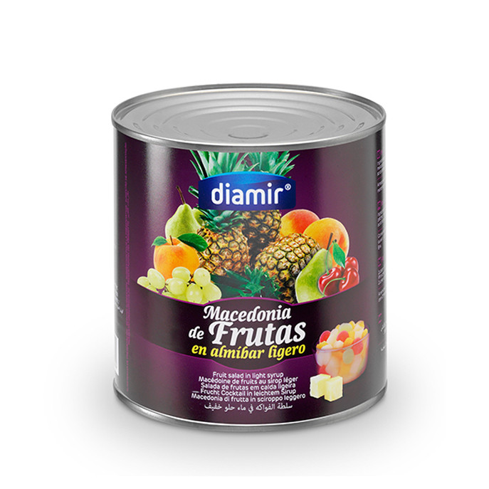 FRUIT COCKTAIL IN SYRUP 3kg CAN
