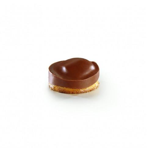 MINI MILK CHOCOLATE & PASSION FRUIT JAFFA CAKE