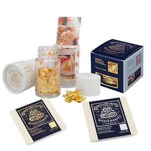 Edible Gold & Silver