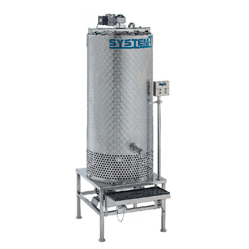 SYSTEM-T 140 AND T-210 MATURATION VATS