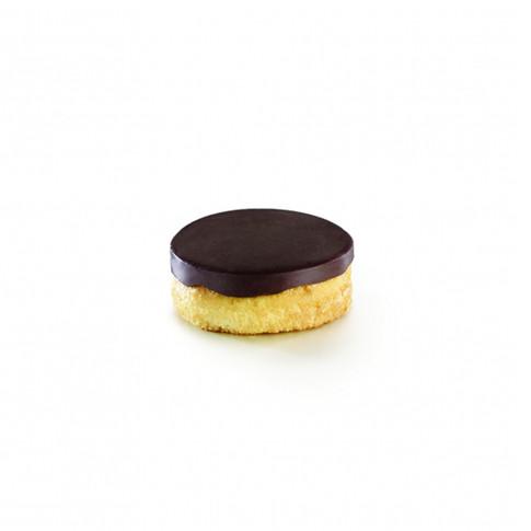 MINI DARK CHOCOLATE & CARAMEL JAFFA CAKE