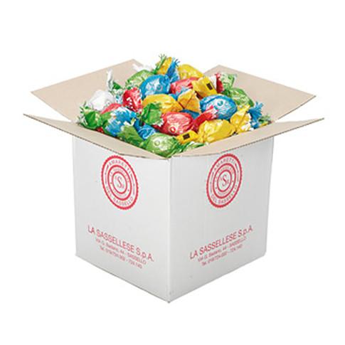 "SOFT AMARETTI ""CLASSIC"" candy wrapped in refill box"