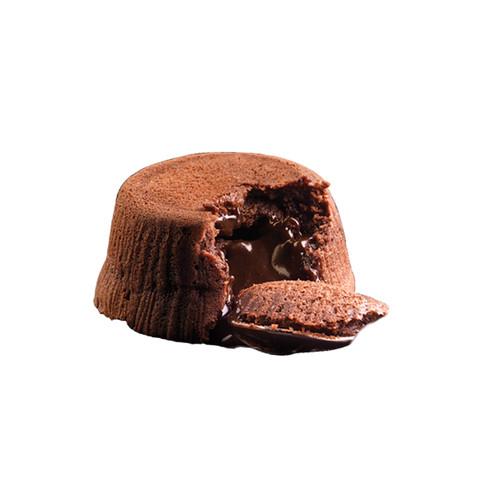 DARK CHOCOLATE SOUFFLE