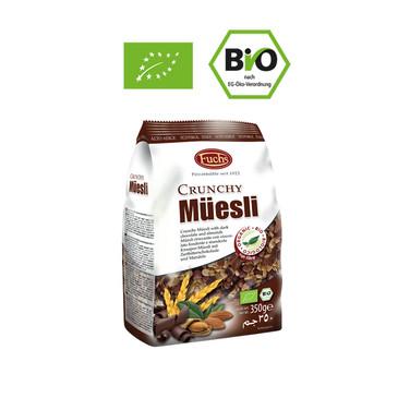 CRUNCHY CHOCOLATE MUESLI BIO