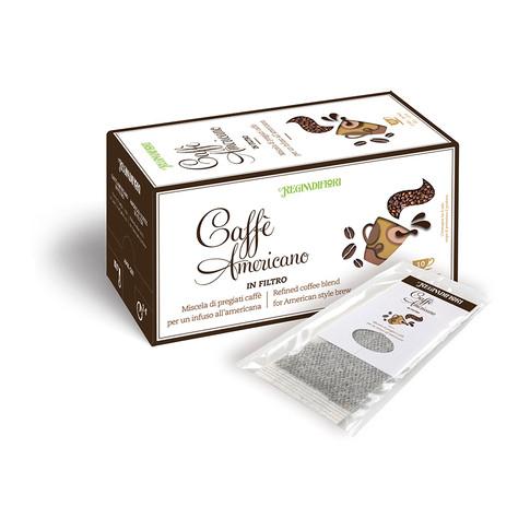 AMERICAN COFFE IN FILTER BAG