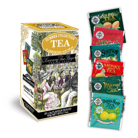 SUMMER TEA COLLECTION