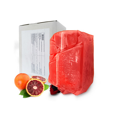 BLOOD ORANGE JUICE 5 lt.