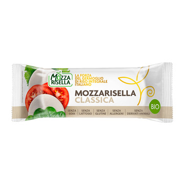 VEGAN MOZZARELLA 200GR BLOCK