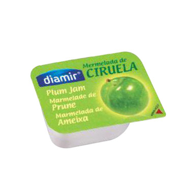 PLUM JAM 15gr Portions - 100 pcs