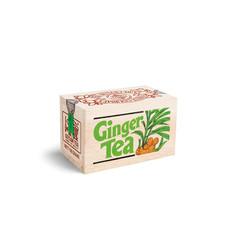 GINGER Ceylon Ginger Tea