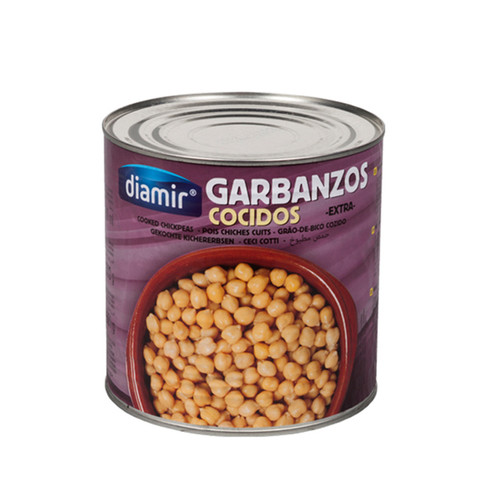 CHICK PEAS 3kg CAN