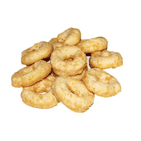 CHICKEN BREADED DONUTS