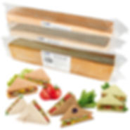 Tramiezzini Bread
