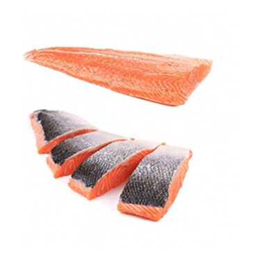 SALMON FILLET VACUUMED PACKED - 1.20/1.50KG - NORWAY