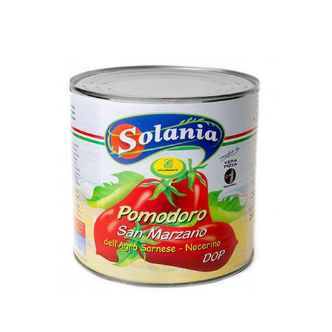 SAN MARZANO PEELED TOMATO 2.5kg