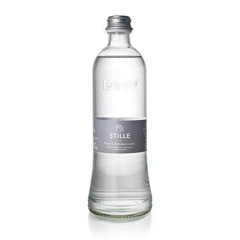 SPARKLING MINERAL WAER - GLASS BOTTLE - 750ml
