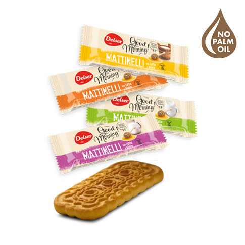 MILK & HONEY BISCUITS 25gr INDIVIDUALLY PACKED