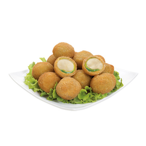 OLIVES STUFFED WITH MIX CHEESE