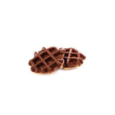 SUGARWAFFLES DARK CHOCOLATE COATED 40gr