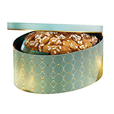 """TRADITIONAL COLOMBA  (The """"Mayfair"""" hatbox)"""