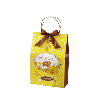 COLOMBA WITH CHOCOLATE DROPS (YELLOW)