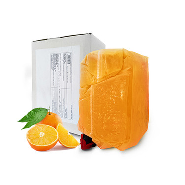 ORANGE JUICE 5 lt.