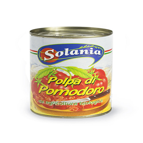 CRUSHED TOMATO FOR PIZZA 2.5kg